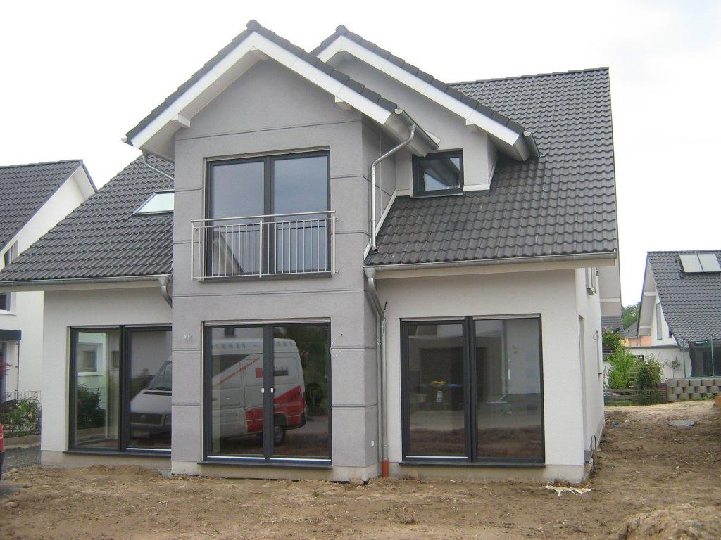 Neubau Einfamilienhaus Koln Bruck 2011 Ingenieurburo Pohl