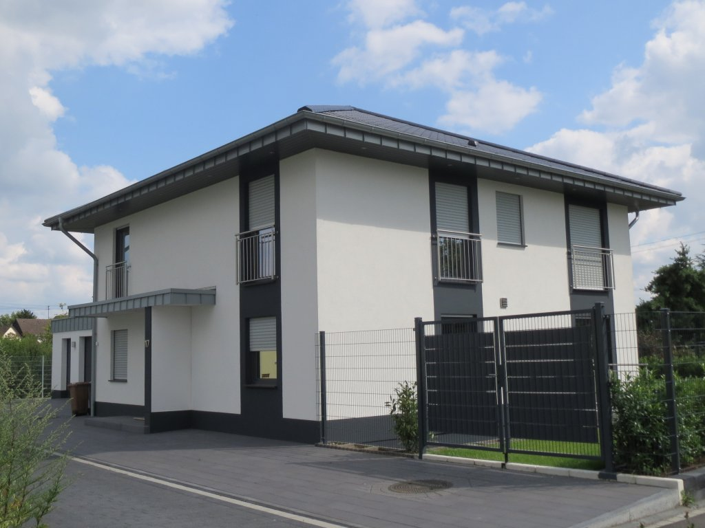 Neubau Einfamilienhaus 2011
