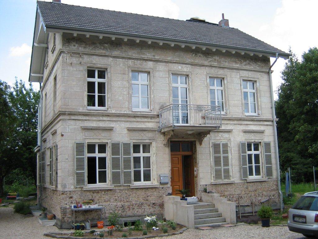 Sanierung Herrenhaus Königswinter 2008