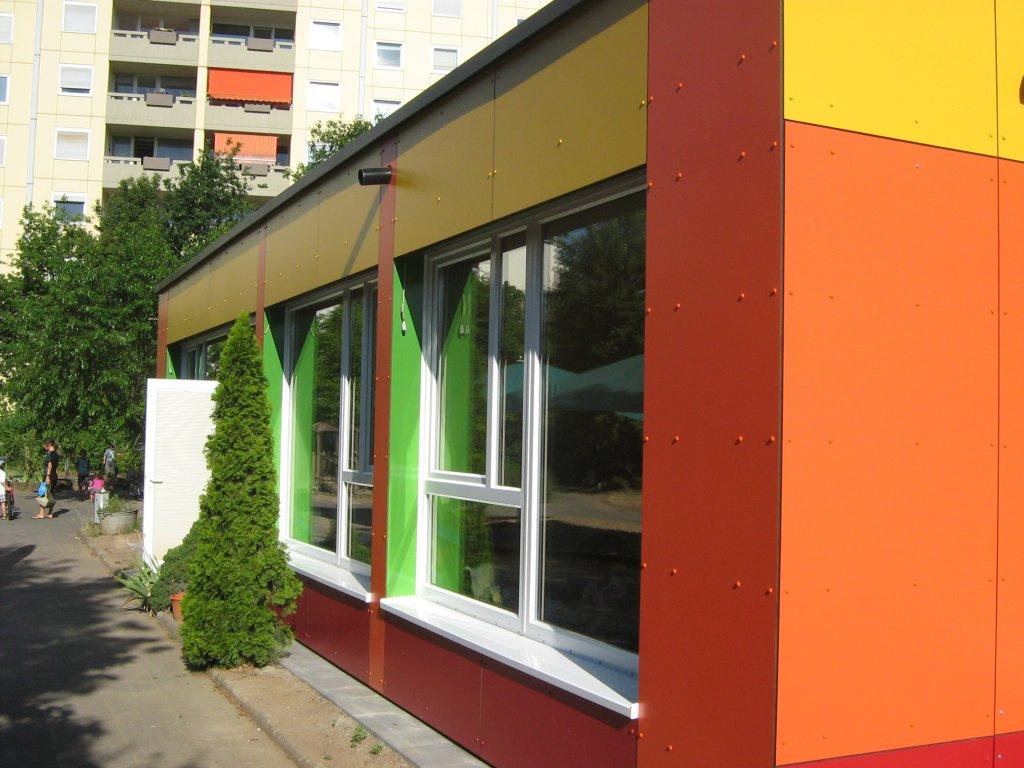 Energetische Sanierung Kita Porz 2010